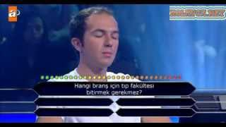 Kim Milyoner Olmak Ister 254. bölüm Emin Kutsal 29.07.2013