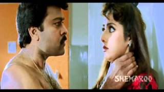Video Sridevi In Chiranjeevi Bathroom South Comedy Videos