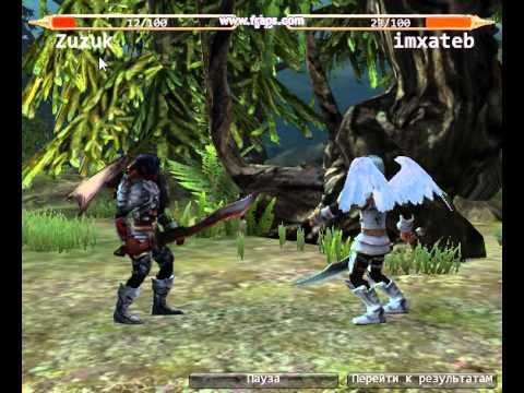 Скриншоты и видеоролики боев.
