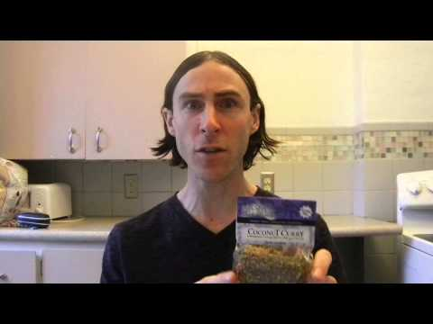 Review- Livin' Spoonful Raw Vegan Gluten Free Crackers