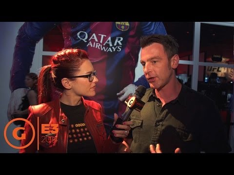 Interview with Executive Producer of Fifa 15 - Floor Report - E3 2014
