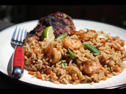 Shrimp Fried Rice Recipe.