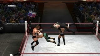WWE'12 40 Man Royal Rumble Match: Legends Vs Superstars