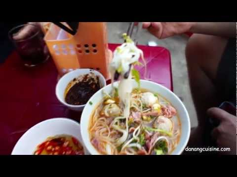 Best of street food of Hue city, Viet Nam