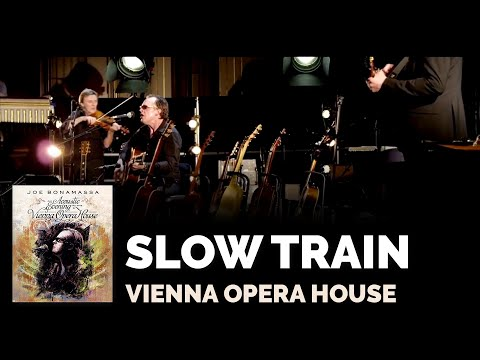 Joe Bonamassa - Slow Train LIVE Acoustic at Vienna Opera House