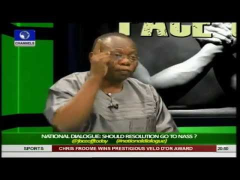Analysts debate on whether Nat'l Dialogue resolution should go to NASS Pt.4