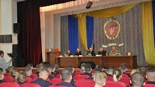 В університеті відбувся персональний розподіл курсантів-випускників