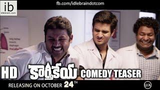 Karthikeya Comedy teaser