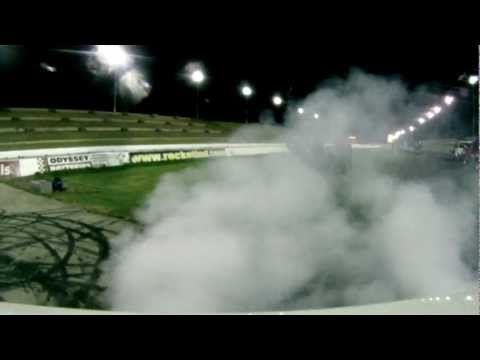 RFBOOM VN V6 Burnout at WSID