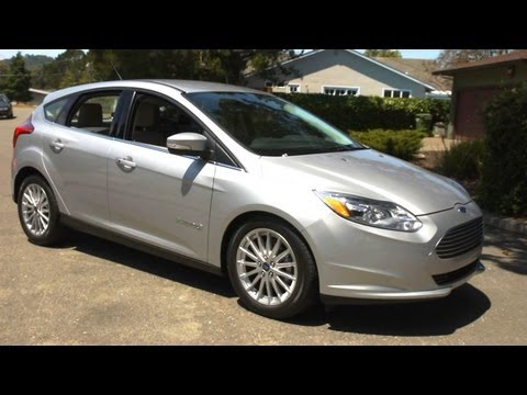 2012 Ford Focus Electric - Car Tech