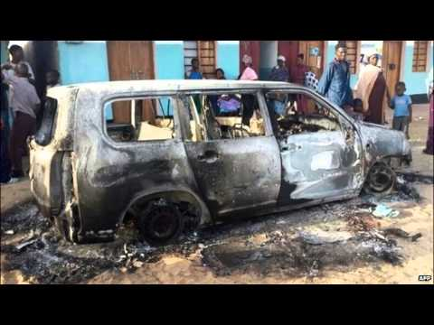 Kenya Attack: Mpeketoni Near Lamu Hit By Al-Shabab Raid- Breaking News