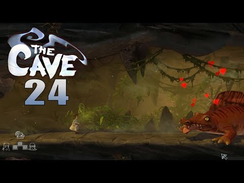 The Cave # 24 - Dinoliebe HD | Let's Play The Cave