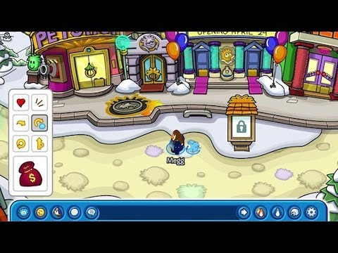 Club Penguin: Puffle Tricks!