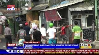 Warga Cipinang Jagal dan Kebon Singkong Tawuran view on youtube.com tube online.
