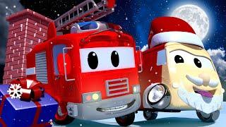 Mesto áut - Santa nikomu nepriniesol vianočné darčeky