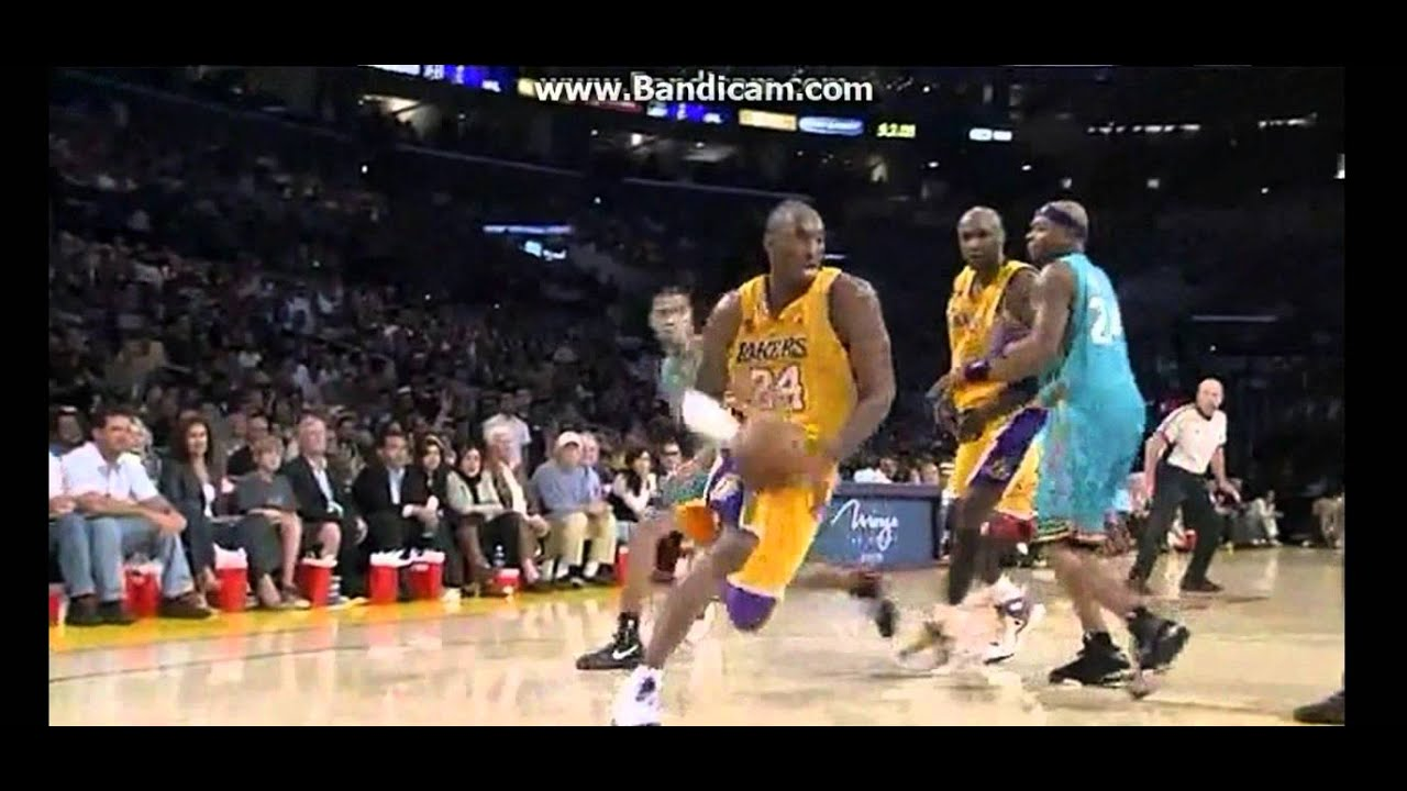 Kobe bryant best dunk ever youtube voltagebd Image collections