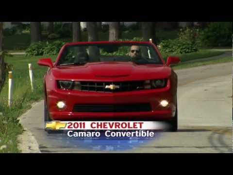 Road Test: 2011 Chevrolet Camaro Convertible