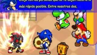 Super Mario Bros Z Episodio 8 P1 (EN ESPAÑOL) (HQ Calidad