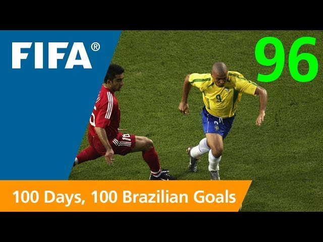 96 days to GO-AL! Ronaldo (Korea/Japan 2002)