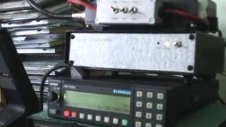 MB7FM 4 Meter 70mhz Simplex Repeater Demostration