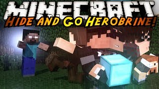 Minecraft Mini-Game : HIDE N GO HEROBRINE!