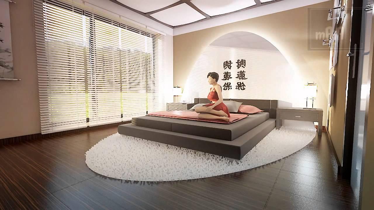 schlafzimmer design im zeitgen ssischen stil youtube. Black Bedroom Furniture Sets. Home Design Ideas