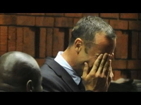 The Fast Times of Oscar Pistorius: 'She Died in My Arms'