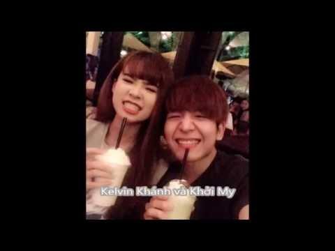 Đồ đôi của Kelvin Khánh và Khởi My?