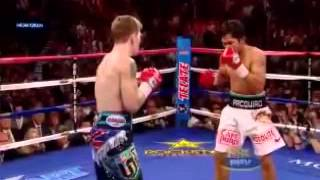 Manny Pacquiao Vs Ricky Hatton Fight Analysis