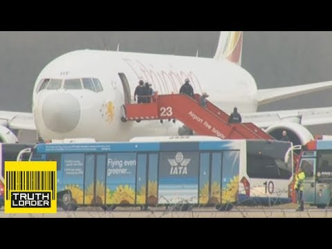 Ethiopian plane hijacked by its own co-pilot, campaign for new WTC7 investigation and more