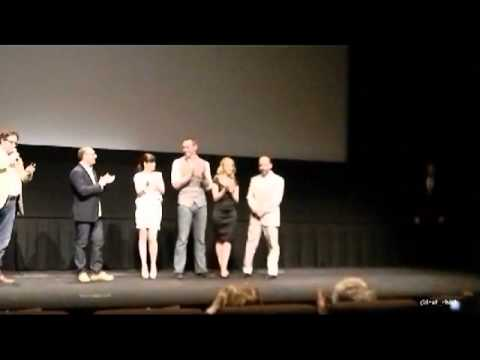 Cosmopolis Toronto Premiere Intro of Cast