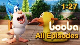 Booba - All Episodes Compilation (27-1) Funny cartoons for kids 2018 KEDOO ToonsTV