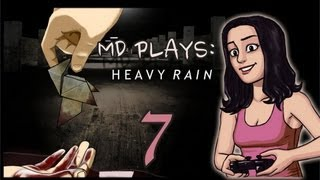 MD Plays Heavy Rain: Evil Siri (7)