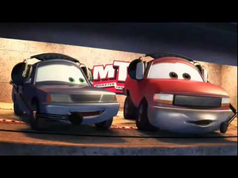 Los cuentos de Mate - Mate Monster Truck Audio Latino (Cars Toon) Pixar