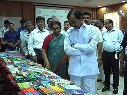 Mr.k.Chandrasekhar rao, Chief Minister of Telangana Govt firt visit to AMR APARD.