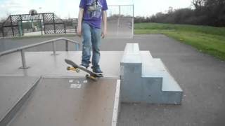 rid'in sk8park a cabourg view on youtube.com tube online.