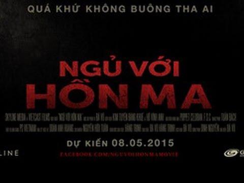 Phim việt nam chiếu rạp | Trailer phim Ngủ Với Hồn Ma | Phim ma