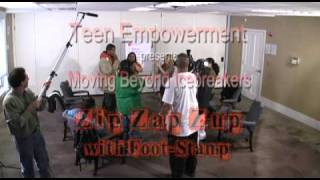 Moving Beyond Icebreakers - Example Two - Zip Zap Zup view on youtube.com tube online.
