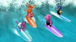 Backyardigans Surfin'