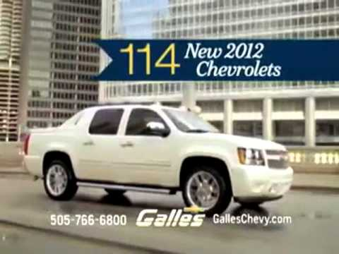 Galles Chevrolet Perfect Choice Event Albuquerque NM Rio-Rancho NM