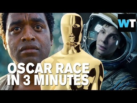Best Picture Oscar Race in 3 Minutes | What's Trending Original