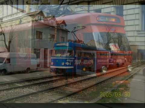 Tramvaie din Oradea