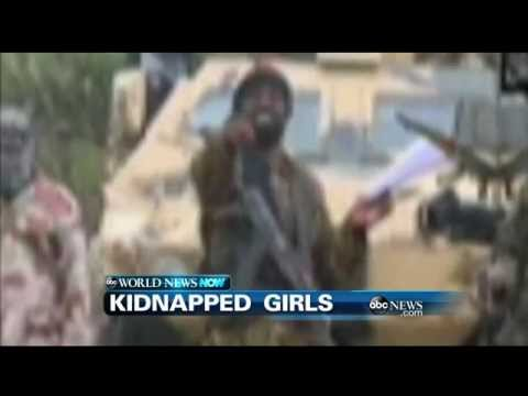 WEBCAST: U.S. helping to free kidnapped girls in Nigeria.