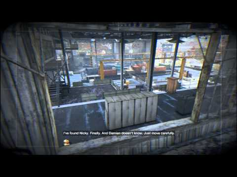 Watch Dogs Walkthrough Part 40 Little Sister