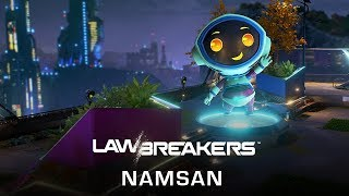 LawBreakers - Namsan Map Overview