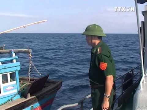 Đà Nẵng còn 97 phương tiện đang hoạt động trên biển