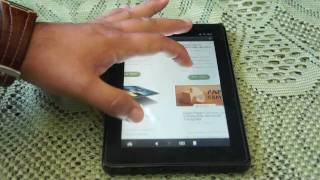 Kindle Fire Completo Análisis De La Tablet De Amazon
