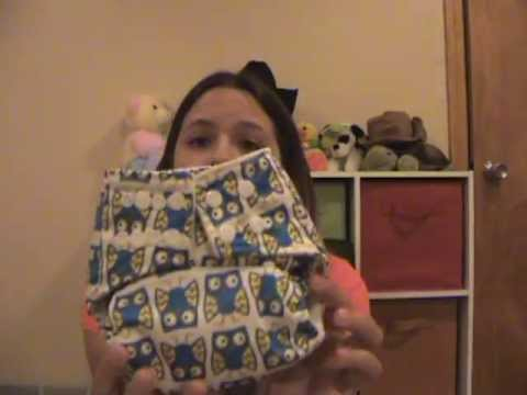 Lotus Bumz Cloth Diaper Review and Giveaway