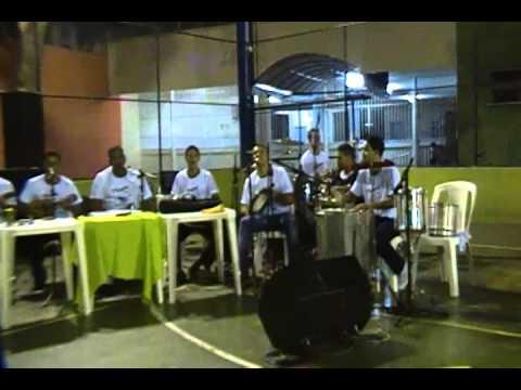 1º Feijoada com Cristo do Grupo Resgatando Vidas - Pagode Gospel - 02