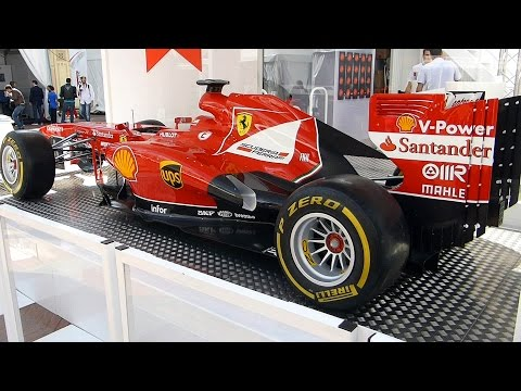 Monaco : Un jour aux Courses Automobiles (A day at Racing) HD